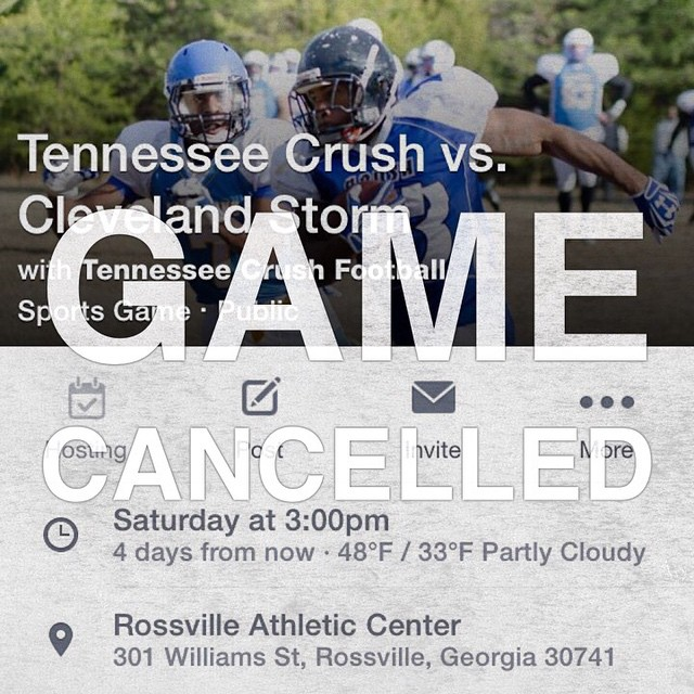 The tennesseecrush Game scheduled for this Saturday February 28th hashellip