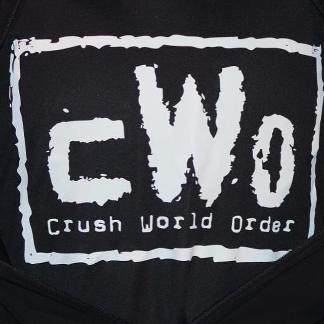 Crush World Order Tshirt cwo tennesseecrush